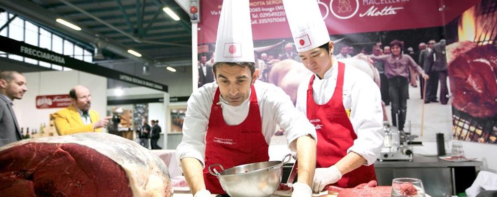 Colletta alimentare e GourmArte in fiera