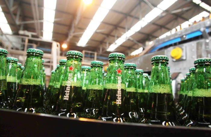 Lo stabilimento Heineken di Comun Nuovo