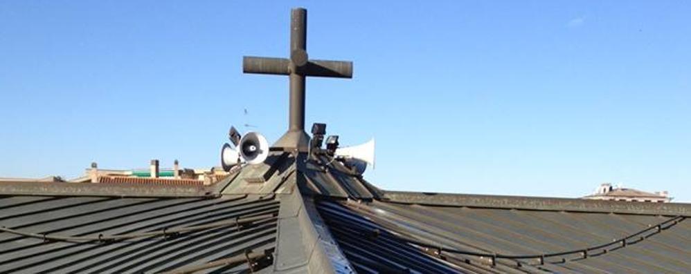 La chiesa di Longuelo  come non l'avete mai vista