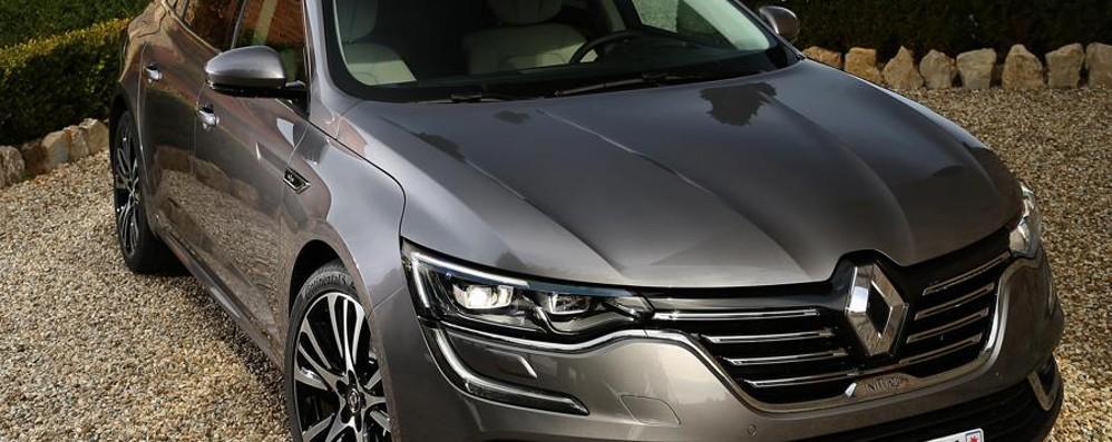 Renault Talisman Nuova berlina premium