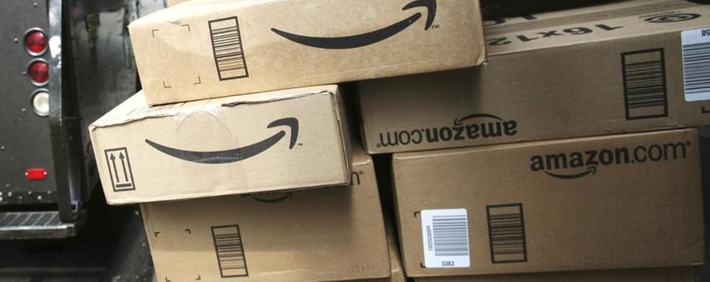 Il Black Friday fa il botto in Italia - Video 600 mila prodotti venduti da Amazon