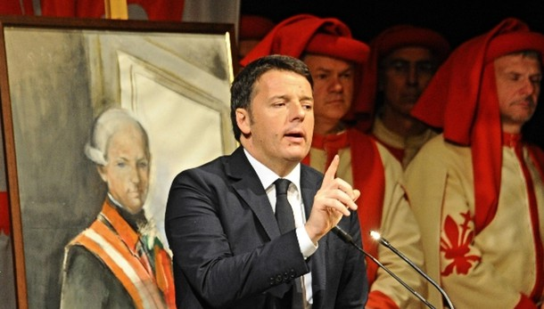 Renzi, rafforziamo Cyber-security