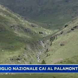 Il consiglio nazionale del C.a.i. al Palamonti a Bergamo