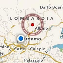 Scossa di terremoto magnitudo 3 I lettori: «Un boato, siamo scesi in strada»