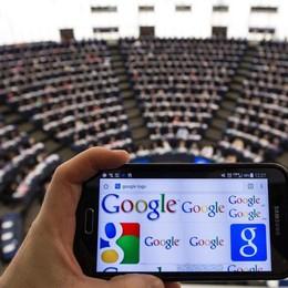 Google alla battaglia d'Europa Rischia multa di 66 miliardi di $