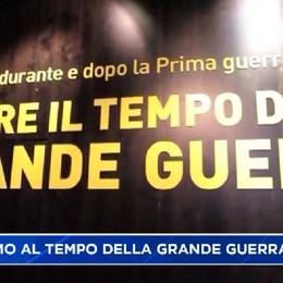 La Grande Guerra vista da Bergamo