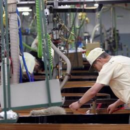 Produzione industriale, battuta d'arresto Artigianato: sparito il 20% delle aziende