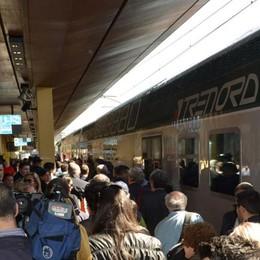 Treni: finito Expo, sciopero in arrivo E torna la protesta per ritardi e carrozze