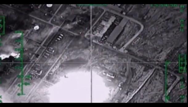 4.000 civili morti per raid anti-Isis