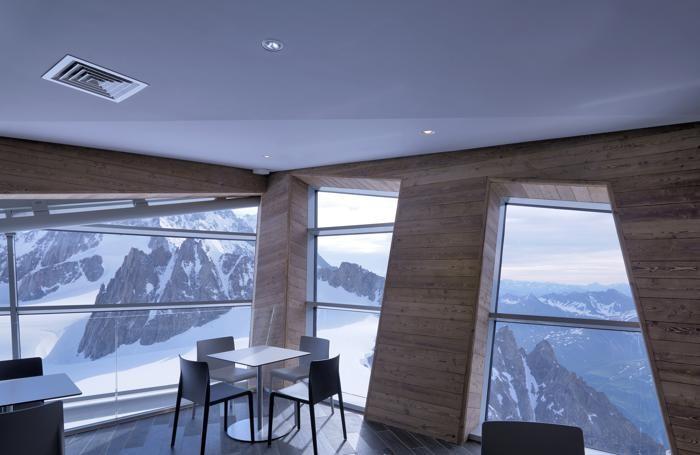 Pedrali sul Monte Bianco