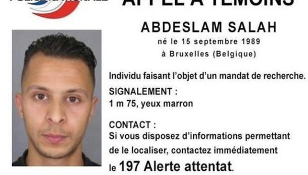 'Per servizi francesi Salah è in Siria'