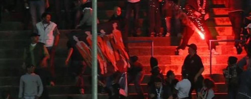 Ultrà arrestato per la bomba a Torino Giudizio immediato il 18 febbraio  - Video