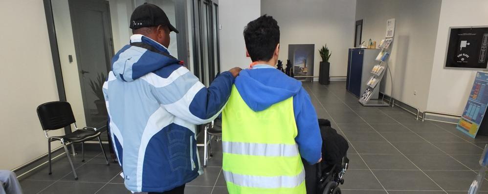 Aeroporto, aperta la «Sala Amica» per i passeggeri a ridotta mobilità - Video