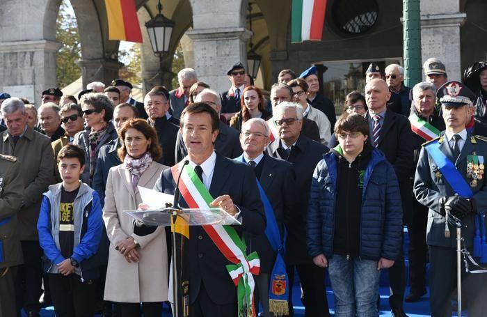 Il discorso del sindaco Giorgio Gori