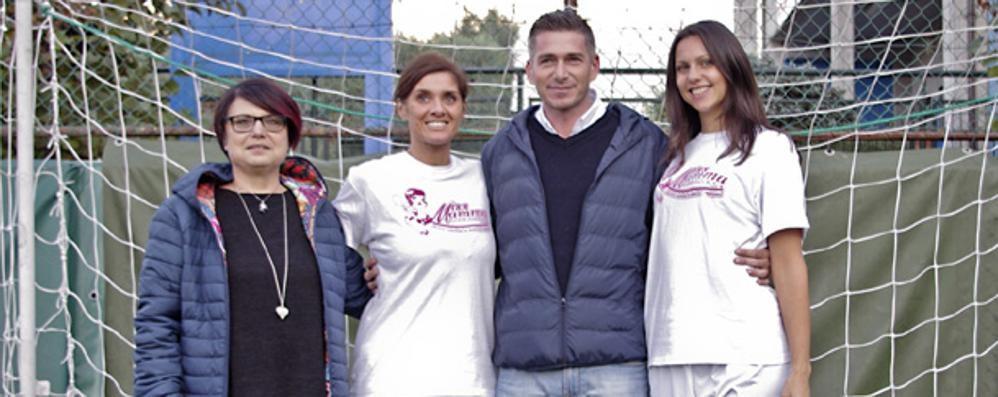 La Nazionale di Miss mamma italiana vince la partita con due bergamasche