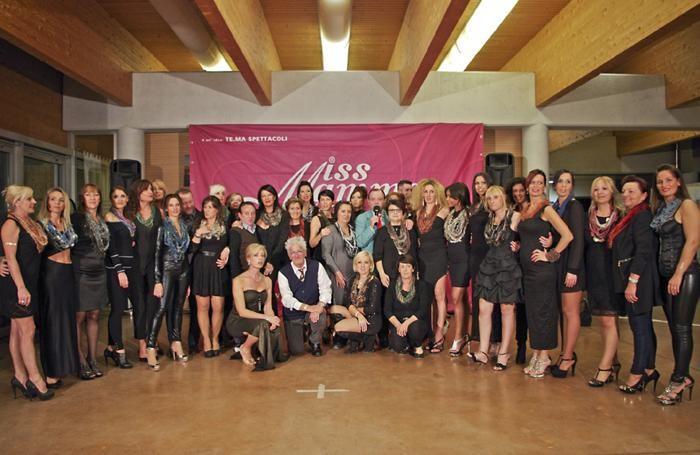 Il galà di Miss Mamma Italiana a Verona