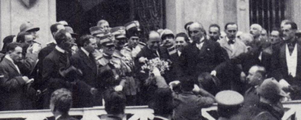 «Mussolini, via la cittadinanza onoraria» Raccolta firme a Bergamo - Leggi l'appello