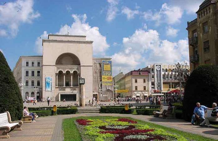 Timisoara in Romania