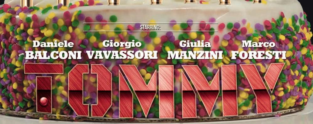 «Tommy», corto girato a Bergamo Cineteatro del Borgo, sabato anteprima
