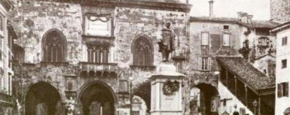 Garibaldi fu... trasferito Storia di una statua errante