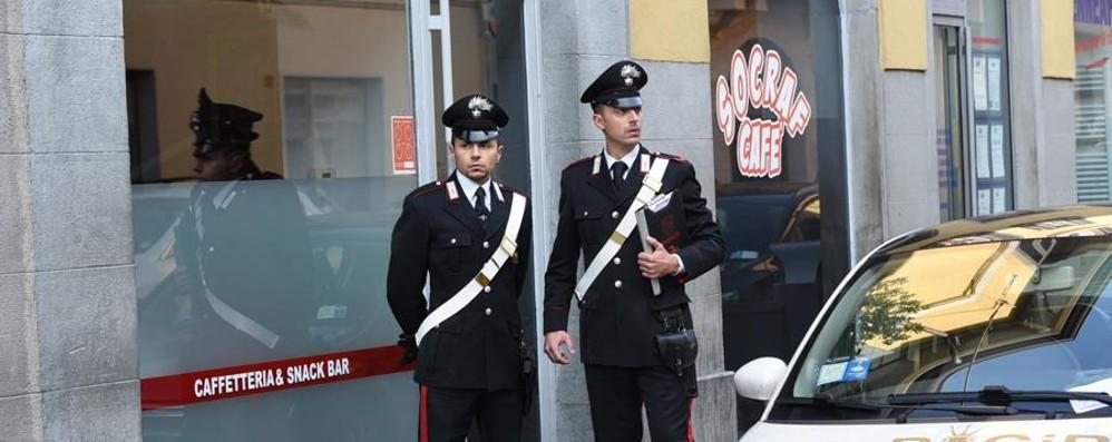 Lite  tra extracomunitari in via Moroni Un morto. Arrestato presunto omicida