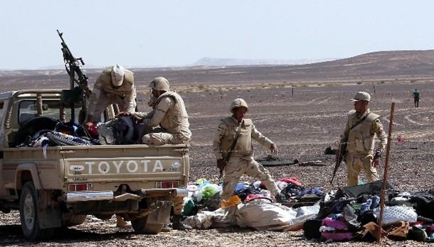 Terrorismo: Egitto, da Europa poco aiuto