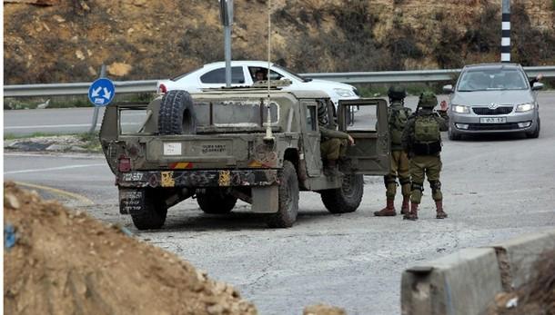 Cisgiordania, 2 aggressioni a israeliani