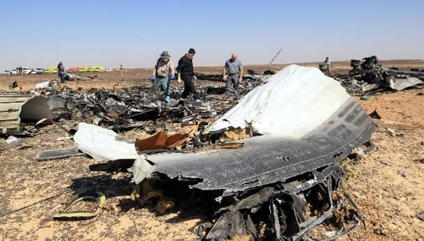 Egitto smentisce, falso parlare di bomba