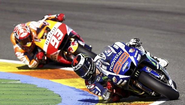 Moto: Rossi solo 4/o, Lorenzo è Mondiale