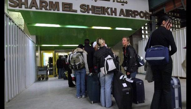 Sinai: tecnici Italia partiti per Sharm