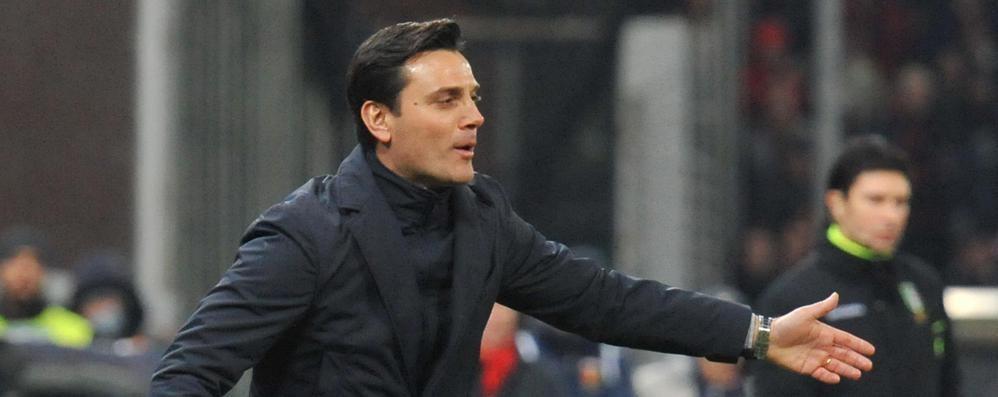 Accordo tra Sampdoria e Montella Si tratta la clausola rescissoria viola