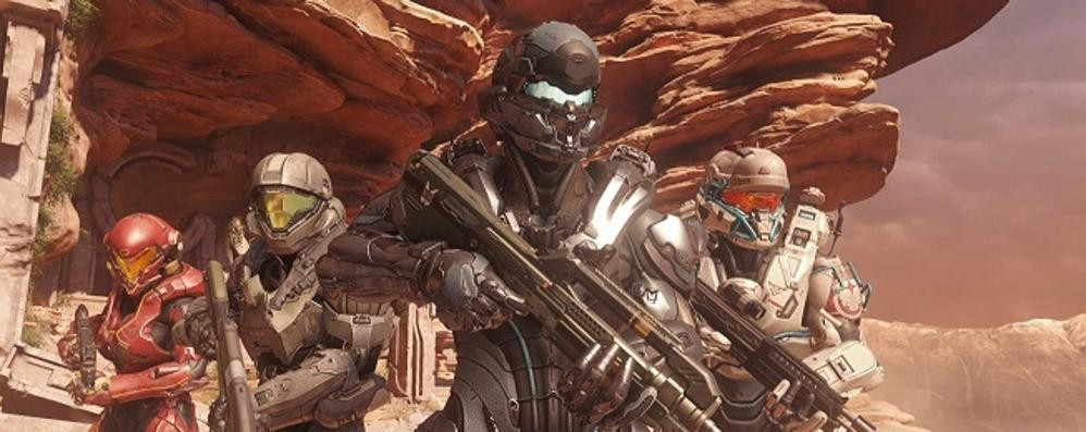 Halo 5 Guardians La fuga di Master Chief