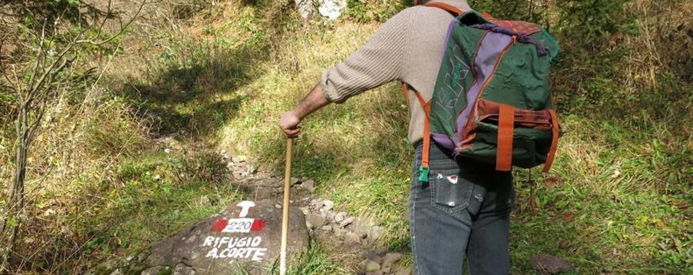 Malore in Valcanale 58enne perde la vita