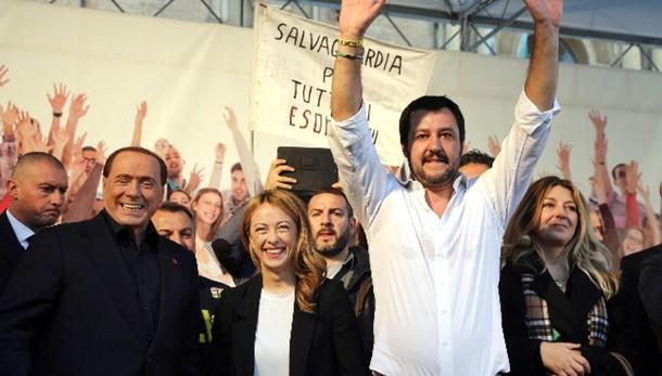 Salvini, giustizia italiana fa schifo