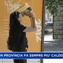 Anche a Bergamo fa sempre più caldo: allarme di Coldiretti