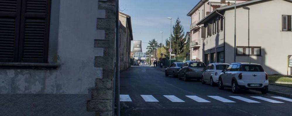 Disegnate strisce  pedonali pericolose Seconda nel giro di due mesi a Sabbio