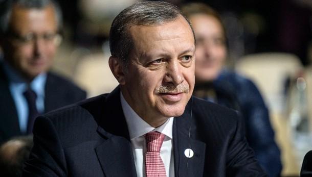 Erdogan, determinati a lotta contro Isis