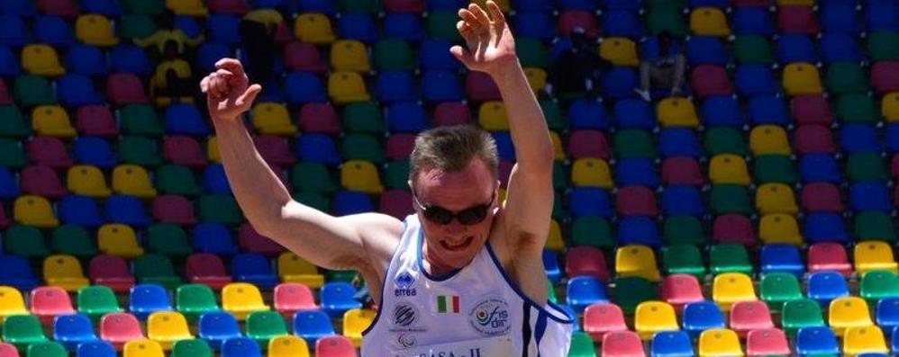 Gabri, da Vertova al Sudafrica  È campione mondiale di atletica