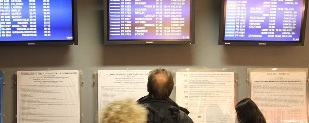 In volo per Stoccarda da gennaio Nuovo collegamento da Orio al Serio