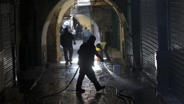 Israeliano accoltellato in Cisgiordania