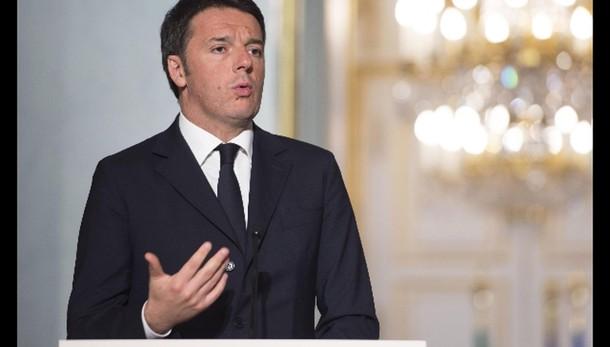 Renzi, nessun intervento in Libia