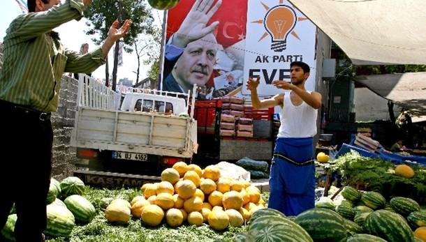 Russia, stop a frutta e verdura turche