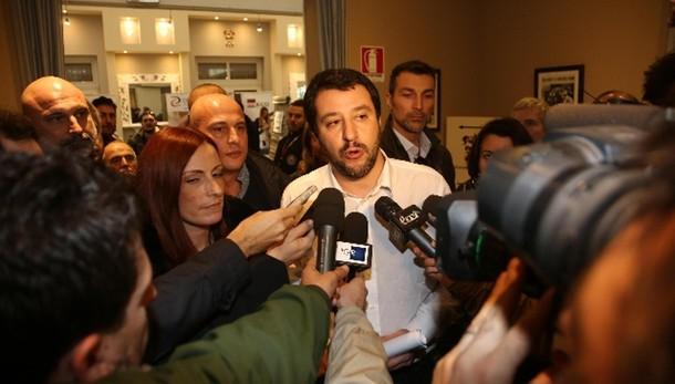 Salvini, prima o poi sindaco di Milano