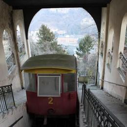 San Pellegrino, rinasce la funicolare «Lavori dalla seconda metà del 2016»
