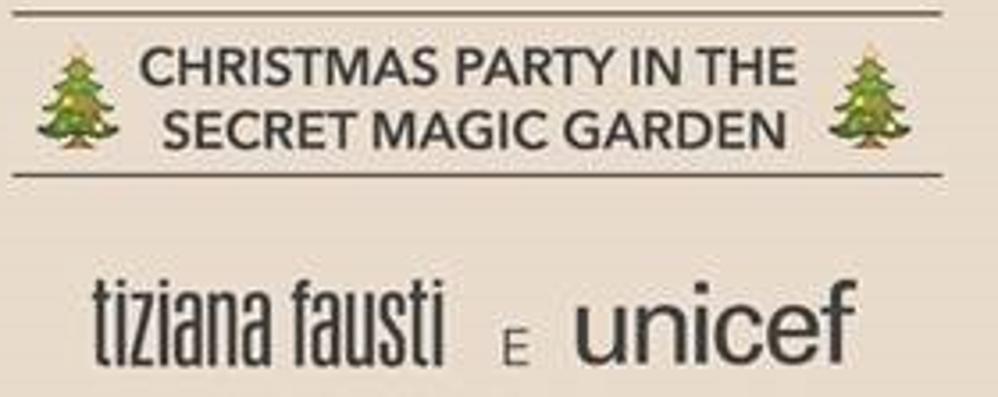 Tiziana Fausti e le Pigotte dell'Unicef Una serata all'insegna della solidarietà