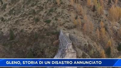 Valle di Scalve, il ricordo del disastro del Gleno