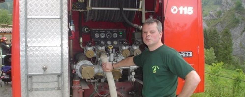 «Vigili del fuoco, anche io pompiere  In divisa nel ricordo di mio papà»