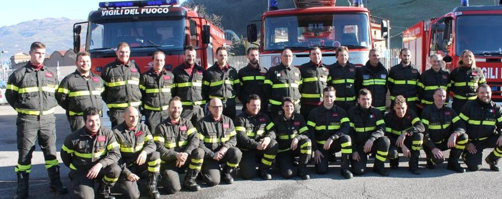 Vigili del fuoco volontari, vita dura Regole assurde per arruolarsi