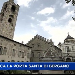 Bergamo: domenica l'apertura della Porta Santa in Cattedrale