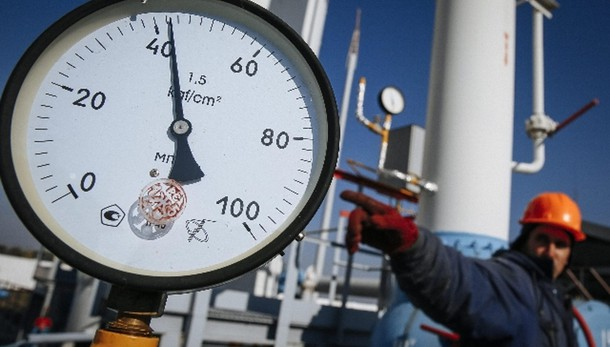 Mosca: Ucraina consuma sue riserve gas